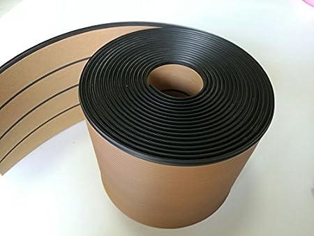 50MM Base Synthetic Decking PVC Profile 10 Metre Roll PVC//Boat//Yacht