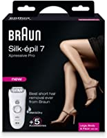 Braun Silk-épil 7 7681 - Depiladora utilizable bajo el agua ...