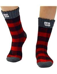 Pudus adult W6-10 short cozy winter boot Socks