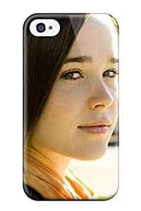 Iphone 4/4s Case, Premium Protective Case With Awesome Look - Ellen Page People Women