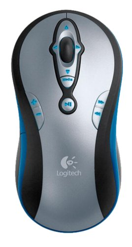 Logitech MediaPlay Cordless Mouse Red Drivers for Mac Download