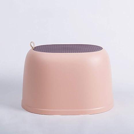 Phenomenal Amazon Com Stool Plastic Round Stool High Stool Small Chair Ncnpc Chair Design For Home Ncnpcorg