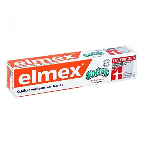 ELMEX Junior Zahnpasta 75 ml Zahnpasta