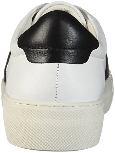Nero J Adornano Scivola Donne Sneaker Bianco qXzqr1