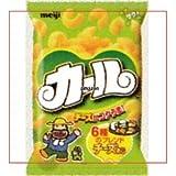 明治 64G カールチーズあじ ×20個【2k】