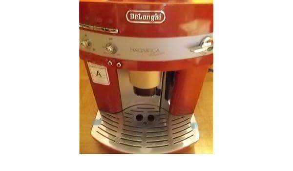 Cafetera automática DeLonghi