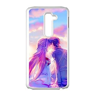 LG G2 Phone Case Cover Sword art online ( by one free one ) T65487