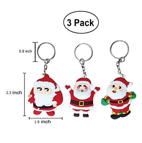 Top 10 best santa keychain