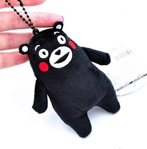 1Pcs Cute Kumamoto Bear Plush Small Pendant