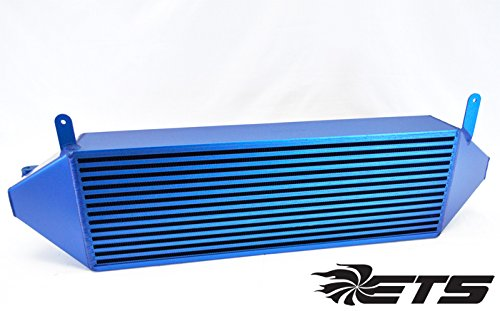 - Extreme Turbo Systems ETS Fits Focus RS Front Mount Intercooler FMIC (Available in Silver, Black, Blue, Gold, Red or Purple) (Blue No Logo)