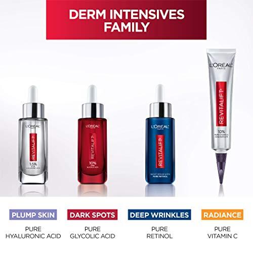 Anti-Aging Face Moisturizer, L'Oreal Paris Skin Care, Revitalift Triple Power Fragrance Free Moisturizer with Pro Retinol, Hyaluronic Acid & Vitamin C, Reduce Wrinkles, Firm and Brighten Skin, 2.55 Oz