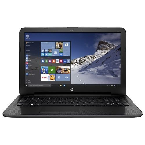 HP 15-af141dx AMD A 15.6 inch Black