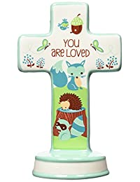 Gund Baby Inspiration By Heather Rosas Loved Figurine, Fox, 5.75