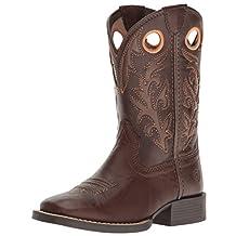 Ariat Kids' Kids' Barstow Western Cowboy Boot
