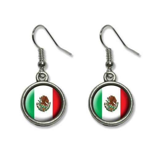 Mexico Mexican Novelty Dangling Earrings