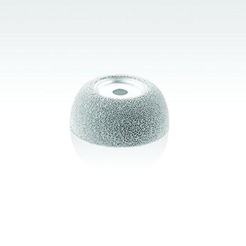 "Kutzall Original Contour Wheels - 2-1/2"" (63.5mm) Diameter, 3/8"" (9.5mm) Bore, Tungsten Carbide Coating, Medium - CW212O230"