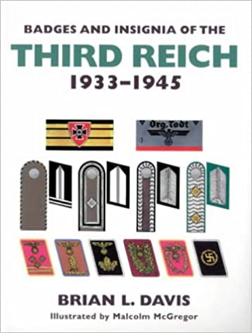 Book Badges & Insignia Of The Third Reich 1933-1945