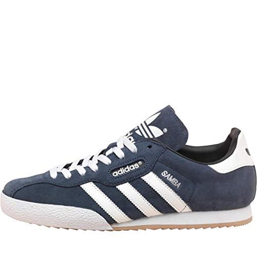 14 Blau Herren adidas Retro Samba 6 Wildleder Blau Super Sportschuhe Originals RZ7qz