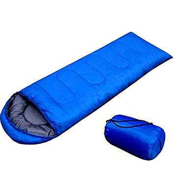 TTYY Saco de dormir al aire libre Camping de primavera y verano Super Light Portable Travel Adventure Adulto , blue: Amazon.es: Deportes y aire libre