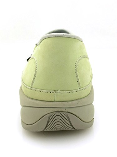 shoes Fitness Outdoor For Tabata Slippers Mephisto Leather Mobils Women Mint Shoes wqEzgFt