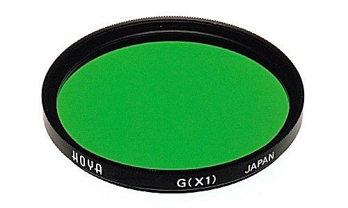 Hoya 46mm HMC X1 Screw-in Filter - Green by Hoya