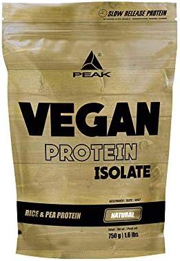 PEAK Vegan Protein Natural 750g