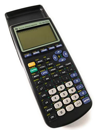 TI-83 Plus Graphics Calculator TI-83 Plus Graphics