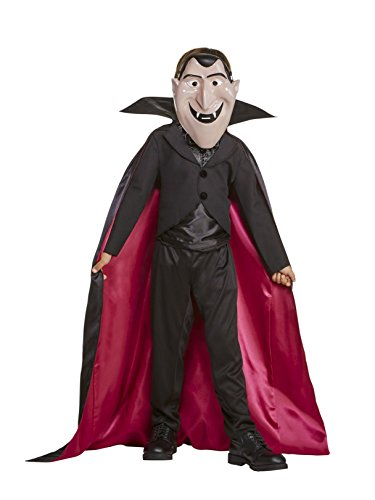 Palamon Hotel Transylvania Count Dracula Child Costume (S 4-6) -