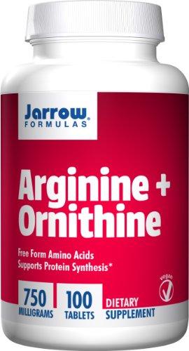 Jarrow Formulas Ornithine Nutrition Easy Solv