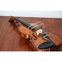 Bow-Right para 1/4 - 1/2 violín - Herramienta de enseñanza y accesorio de entrenamiento