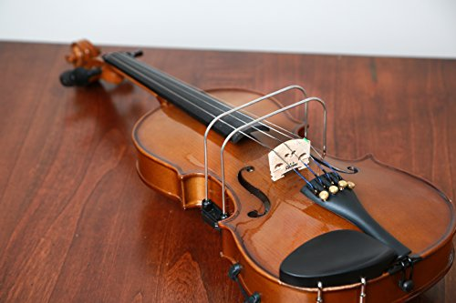 Bow-Right for 1/4 - 1/2 Violin - Teaching Tool and Training Accessory ()