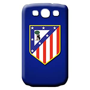 samsung galaxy s3 mobile phone carrying shells Hard Popular Protective atletico de madrid