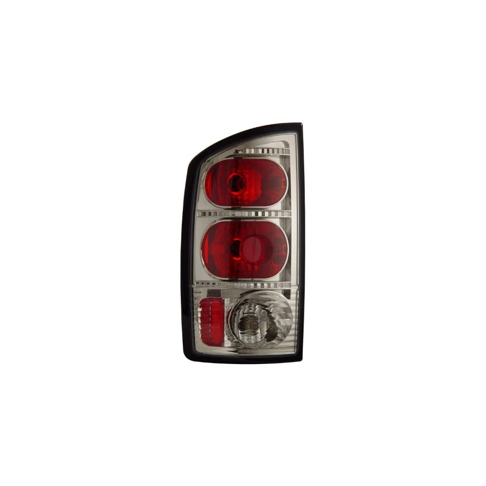 Anzo USA 211043 Dodge Ram Chrome Tail Light Assembly   (Sold in Pairs)