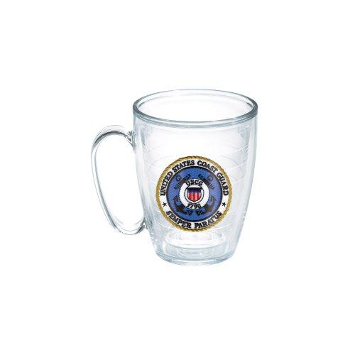 Mug Coast Guard (Tervis Military Coast Guard 15-Ounce Mug, Boxed)