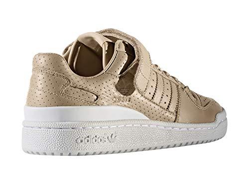 Adidas Ftwbla Low Basket Forum Blanc stcapa Mode Femme Multicolore Stcapa 6rq61zw