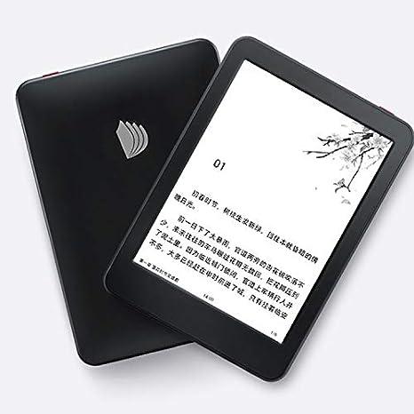 Yxs Papel portátil 6 Pulgadas Lector de Libros electrónicos E ...