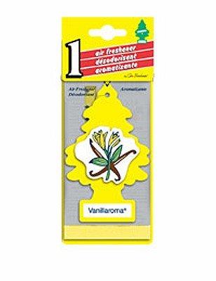 [해외]12 Pack Car Freshner 10105 작은 나무 공기 청정기 바닐라 로마 향기 - 패키지 당 단일 트리/12 Pack Car Freshner 10105 Little Trees Air Freshener Vanillaroma Scent - Single Tree per Package