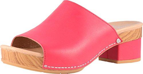 (Dansko Women's Maci Sandal Raspberry Full Grain Size 41 EU (10.5-11 M US Women))
