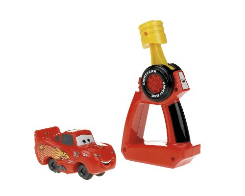 (Fisher-Price GeoTrax CARS Lightning McQueen Turbo RC)