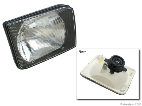 (OES Genuine Land Rover Discovery Replacement Passenger Side Headlight Assembly)