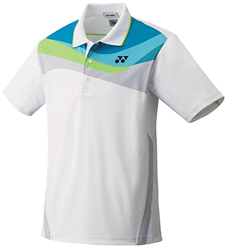 Yonex Men's Polo Shirt Small White