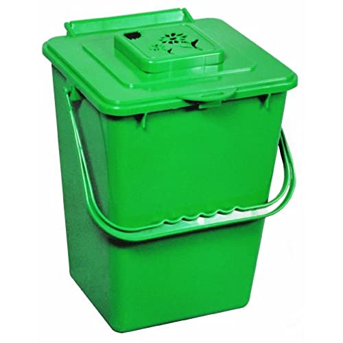 Exaco ECO 2000 2.4 Gallon Kitchen Compost Waste Collector