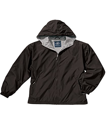 Charles River Youth Portsmouth Jacket-Black-XL (Jacket Polyester Softex)