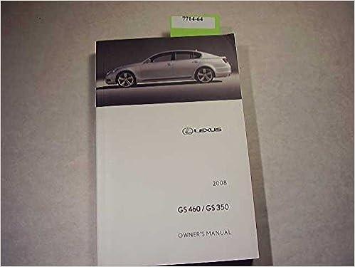 2008 lexus is 350 manual