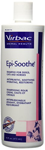 Virbac Epi-Soothe Shampoo, 16 oz