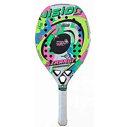 Vision Raqueta Beach Tennis Racket Strange 2019: Amazon.es ...