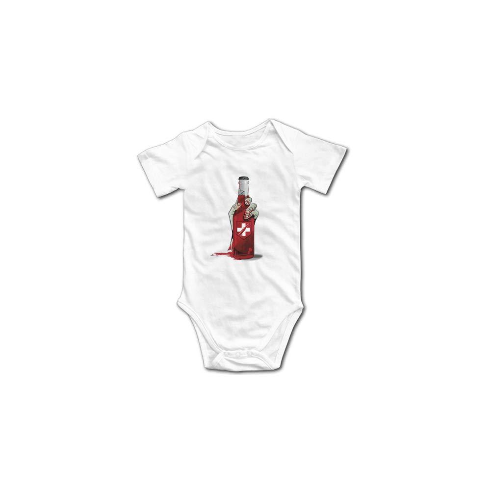Shoirao Unisex Baby Infant Style T Shirt Onesies Bodysuit Romper