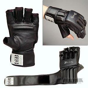 ProForce Gladiator Wristwrap Grappling Gloves - Large  X-Large