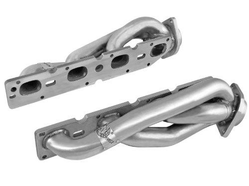 aFe 48-42001 Twisted Steel Header for Dodge RAM 1500 HEMI V8-5.7L Engine (Non-CARB Compliant)