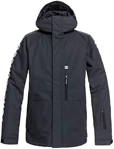DC Men's Ripley Snow Jacket, Black, M